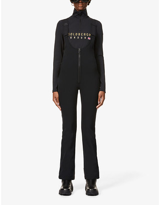 Goldbergh Phoebe high-rise stretch-woven trousers