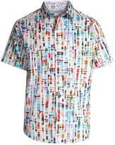 Robert Graham Kinetic Stretch Cotton Print Shirt