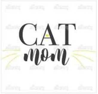 Thirstystone Cat Mom Coaster