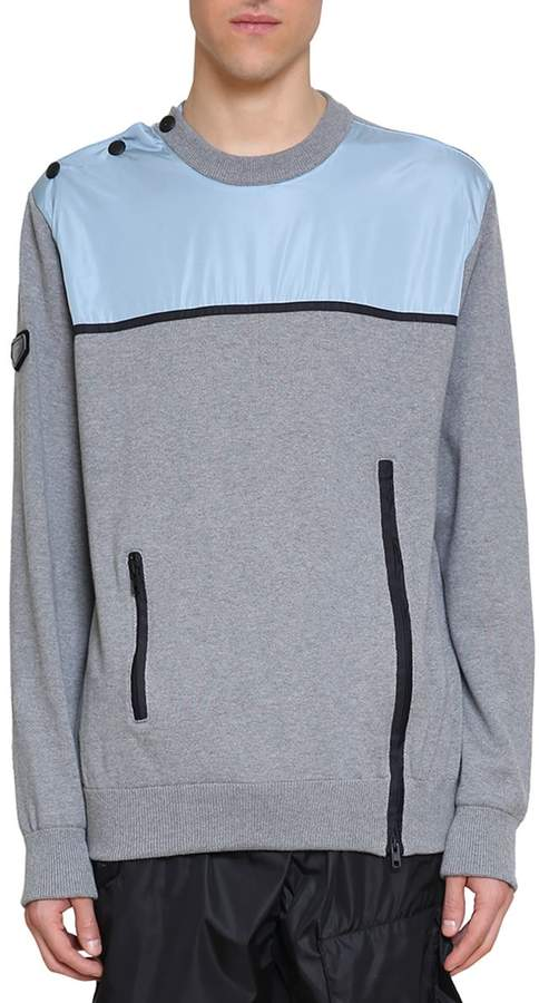 Givenchy Zipped Sweatshirt