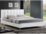 Bed Bath & Beyond Vino Designer Bed with Upholstered Headboard