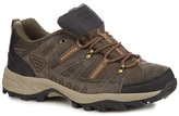 Maine New England Khaki Water Resistant Hiking Boots