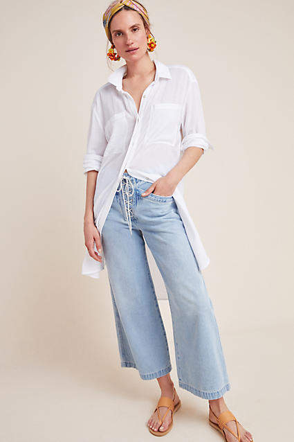 Citizens of Humanity Nadia Ultra-High Rise Wide-Leg Jeans
