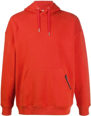 Givenchy Address relaxed-fit hoodie