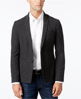 HUGO BOSS Green Men's Classic-Fit Speckled Blazer