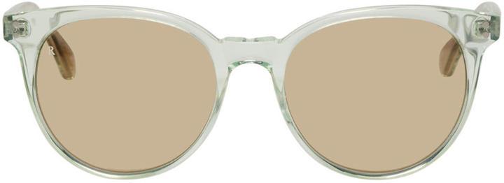 Raen Green Norie Sunglasses