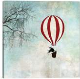 iCanvas Up in the Air by Majali (Giclee Canvas)