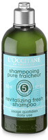 L'Occitane Aromachologie Revitalizing Fresh Shampoo 300ml