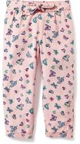Old Navy Printed Soft Pants for Toddler Girls