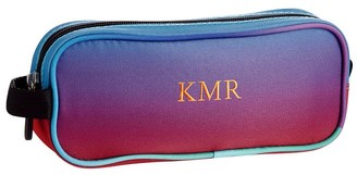 Pottery Barn Teen Gear-Up Sunset Ombre Recycled Pencil Case