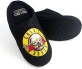 Rock Robes Guns N Roses Mens Black Mule Slippers (L (9/10))