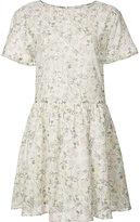 Anine Bing flared floral dress