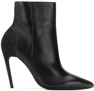 Diesel stiletto ankle boots