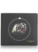 Givenchy Monkey Brothers-print Wallet