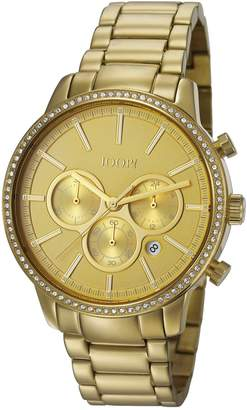 JOOP! Joop Women's Chronograph Quartz Watch with Stainless Steel Strap JP101712004