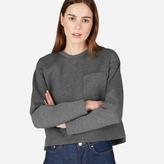 Everlane The Street Fleece Pocket Pullover