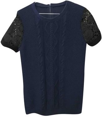 Clements Ribeiro Blue Cotton Knitwear for Women
