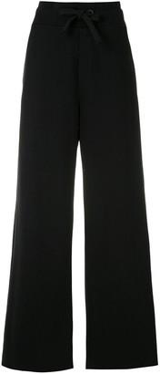 OSKLEN 5 Pockets Wide Leg Trousers