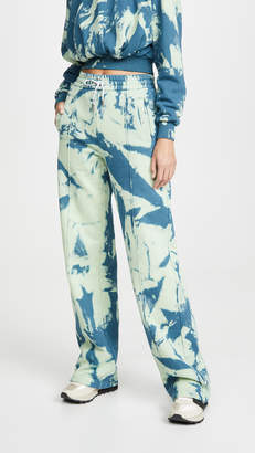 Off-White Off White Tie Dye Track Pants