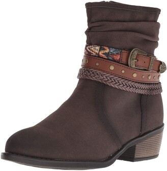 Roper mens Western Ankle Boot