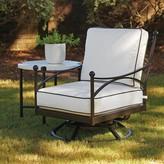Tommy Bahama Pavlova Swivel Patio Chair with Sunbrella Cushions Outdoor
