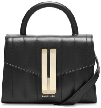 DeMellier Nano Montreal Quilted Leather Satchel