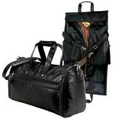 G. Pacific FAA Carry On Approved Duffel Garmet Bag - Black