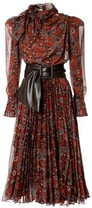 Chandi Bombay - Brown dress