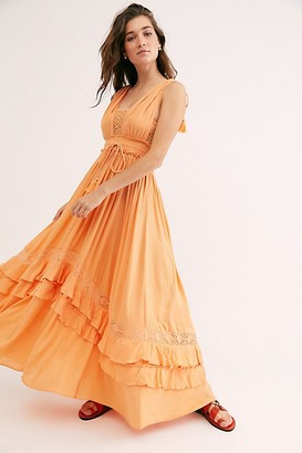 The Endless Summer Santa Maria Maxi Dress