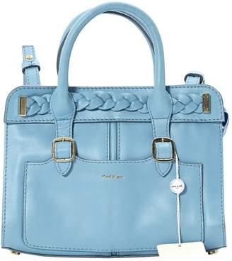 Paul & Joe Blue Leather Handbags