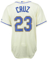 Majestic Men's Nelson Cruz Seattle Mariners Replica Jersey