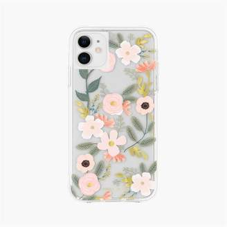 Rifle Paper Co. Rifle iPhone 11 Case Clear Wildflowers
