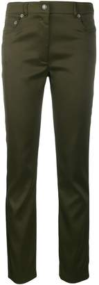 Moschino skinny-fit trousers