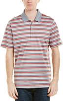 Cutter & Buck Oasis Mercerized Stripe Polo Shirt