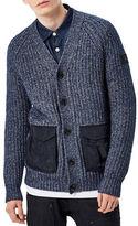 G-Star Raw Rovic Wool-Blend Cardigan