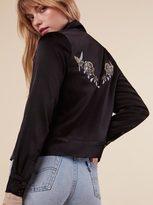 Reformation Kodiak Jacket