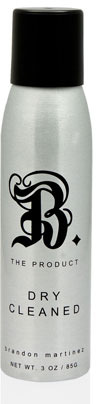 B. The Product Dry Cleaned Dry Shampoo, 3 oz. NM Beauty Award Finalist 2014