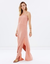 Lily Silk Slip Dress