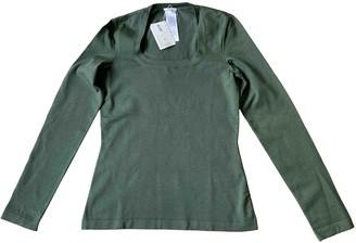 Wolford Green Wool Knitwear for Women