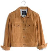Madewell Suede Wayfind Jacket