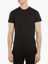 Jil Sander Black Cotton T-shirt