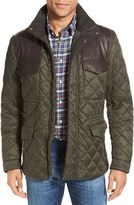 Barbour Men's Esmissary Quilted Shirt Jacket