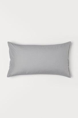 H&M Washed Cotton Pillowcase