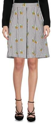 Louche Knee length skirt