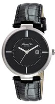 Kenneth Cole New York Women's KC2593 Analog Black Dial Watch