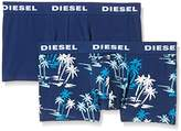 Diesel Men's 2-Pack Shawn Seasonal Cotton Stretch Trunk