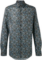 Fendi floral printed shirt - men - Cotton - 41