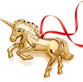 Holiday Lane Golden Unicorn Ornament, Created for Macy's