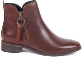 Barbour International - Penelope Tan Ankle Boots - 37/ UK 4 | tan - Tan