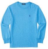 Ralph Lauren Boys 8-20 Cotton Jersey Tee